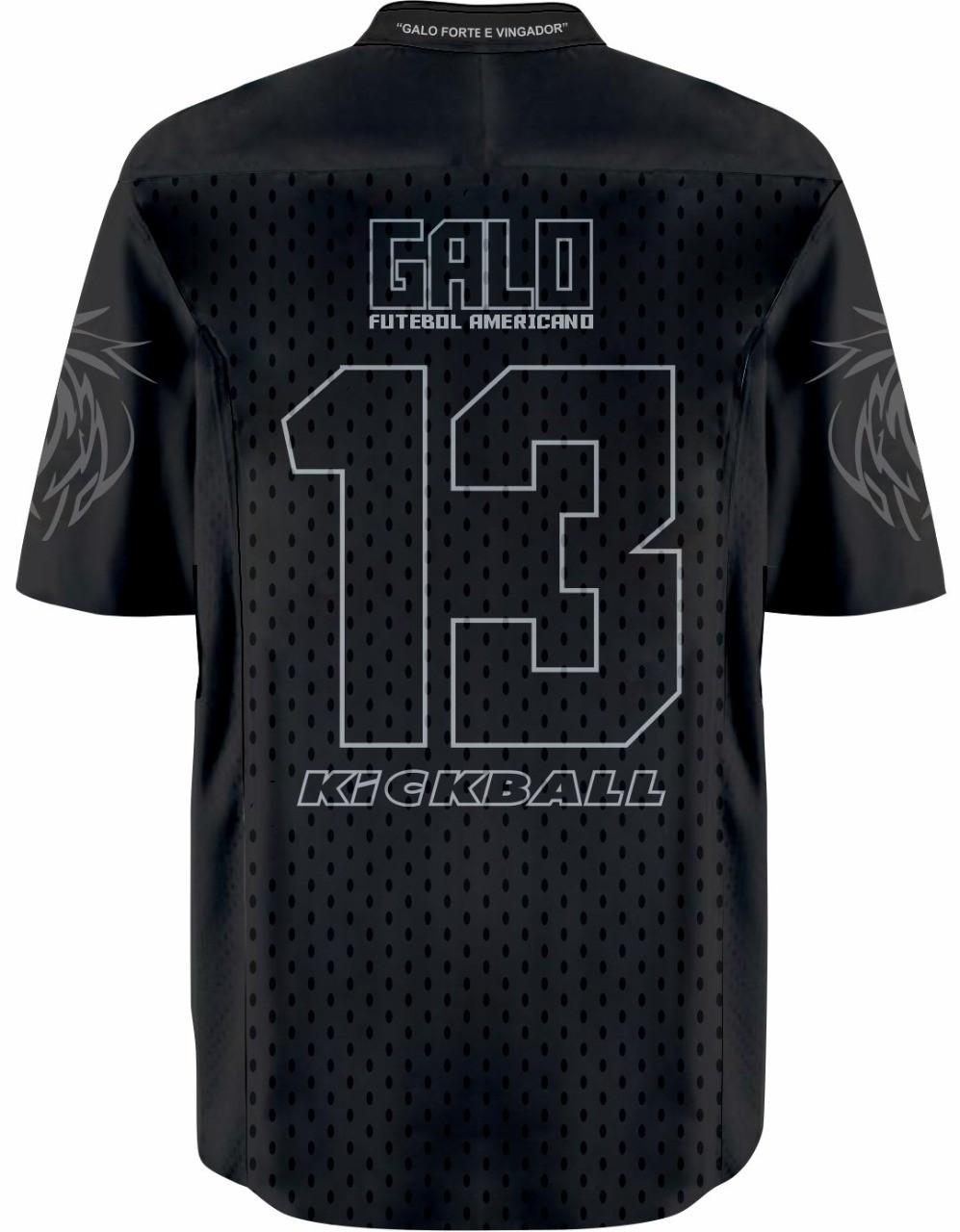 Camisa MASCULINA EDIÇÃO ESPECIAL 3 ANOS Galo FA Jersey Plus