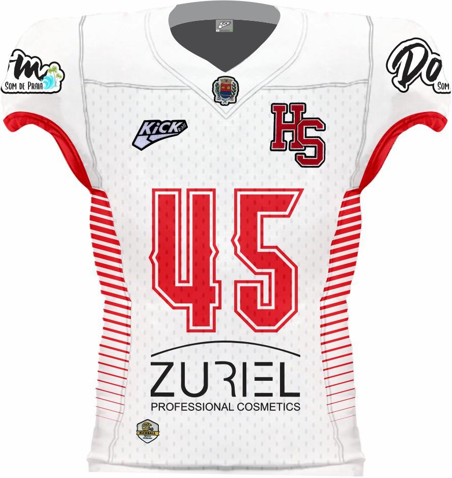 Camisa Of. Araras Steel Hawks Jersey Fem. JG2