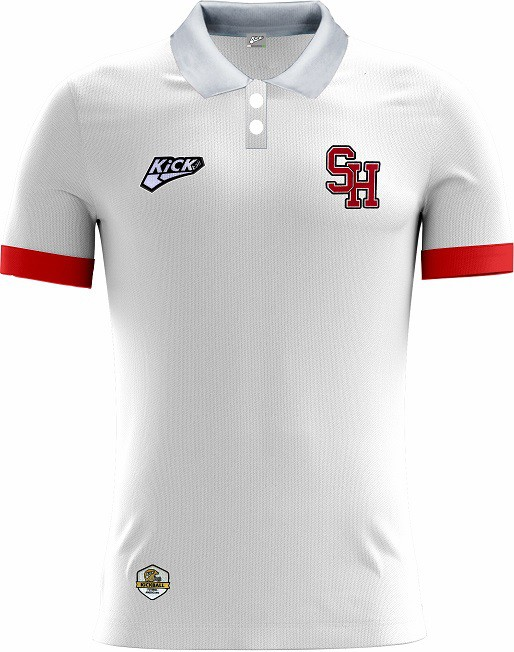 Camisa Of. Araras Steel Hawks Tryout Polo Fem. Mod2