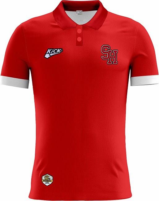 Camisa Of. Araras Steel Hawks Tryout Polo Masc. Mod1
