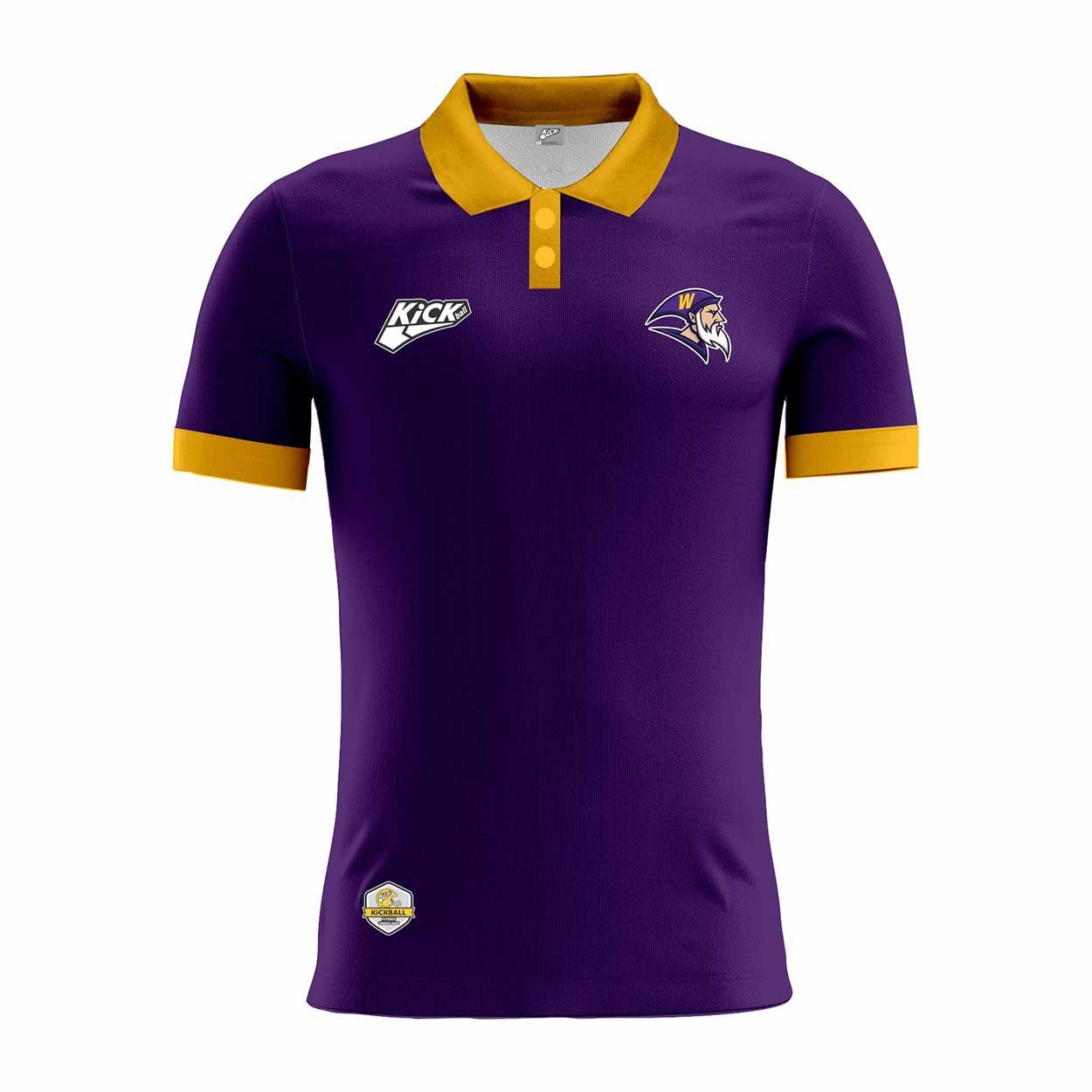 Camisa Of. Brasília Wizards Tryout Polo Fem. Mod1