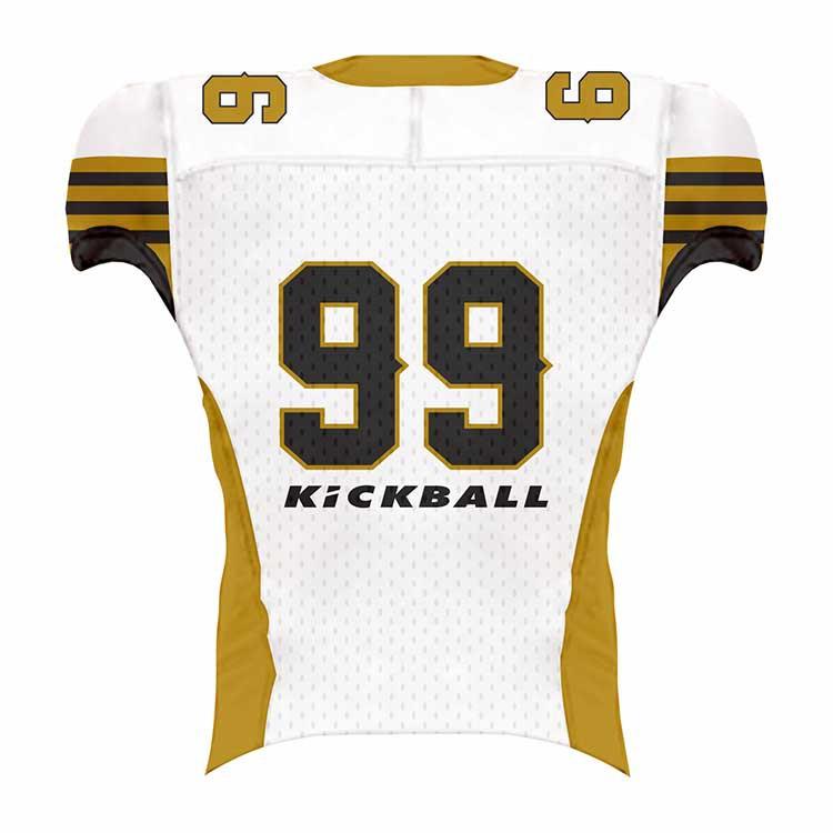 Camisa Of. Cacoal Bulldogs Jersey Masc. JG1