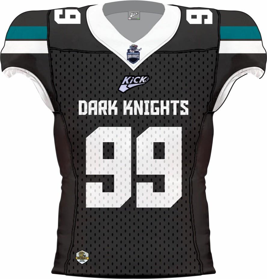 Camisa Of. Dark Knights Jersey Fem. JG1