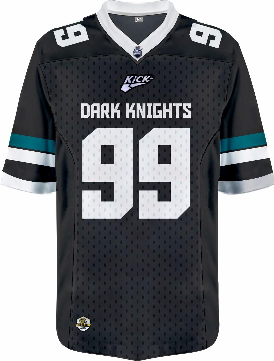 Camisa Of. Dark Knights Jersey Plus Fem. Mod1