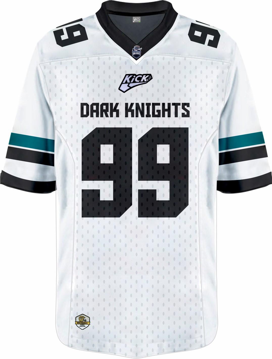 Camisa Of.  Dark Knights Jersey Plus Inf. Mod2
