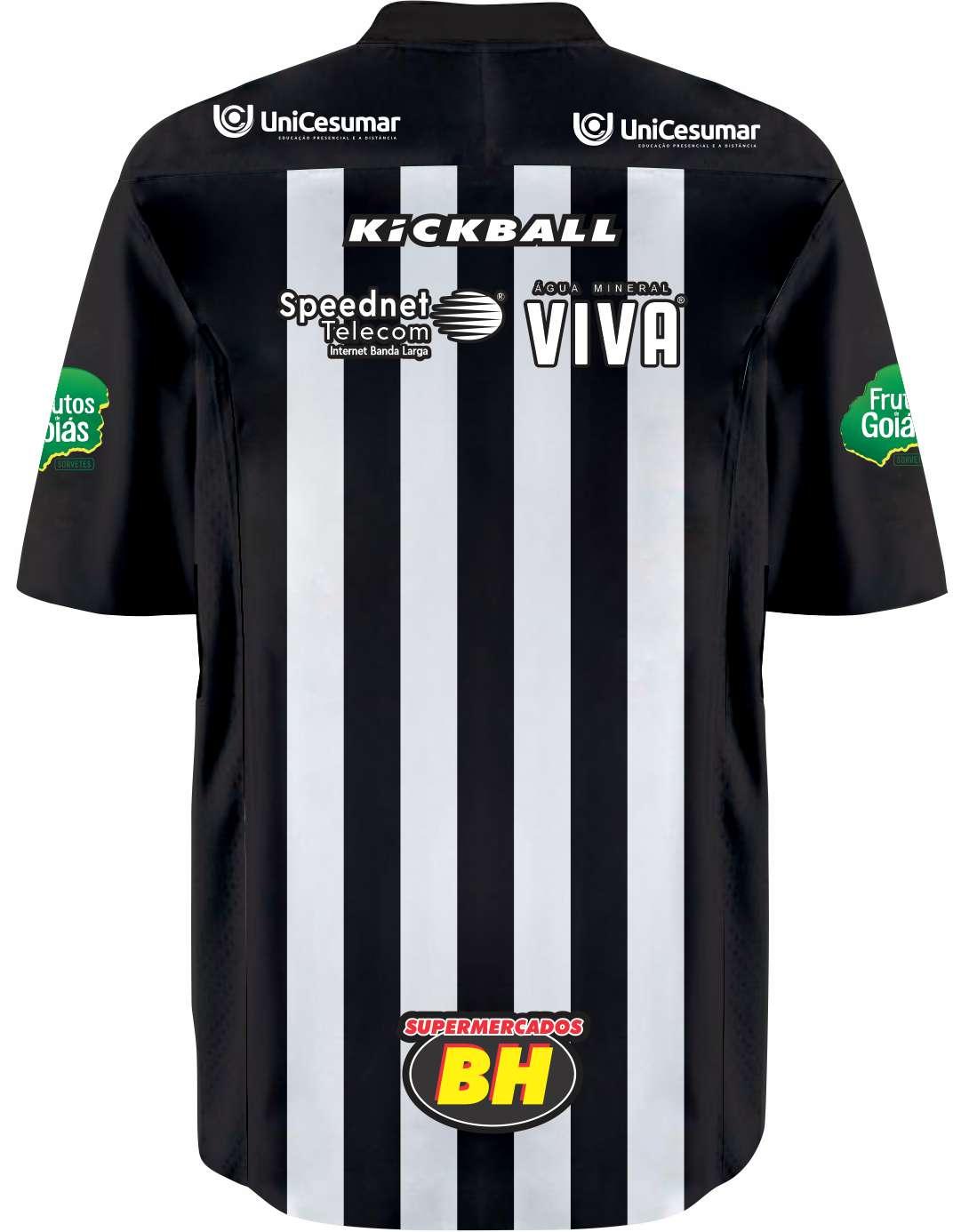 Camisa Of. Galo FA Jersey Treino Defesa Masculina