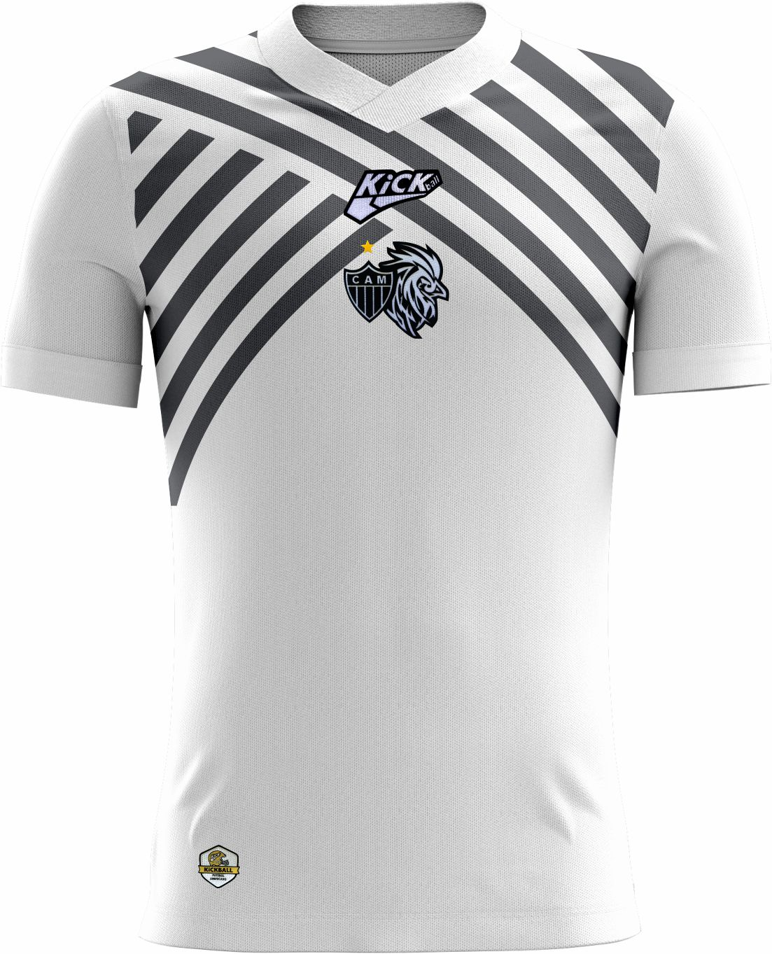 Camisa Of. Galo FA Tryout Masc. Mod4