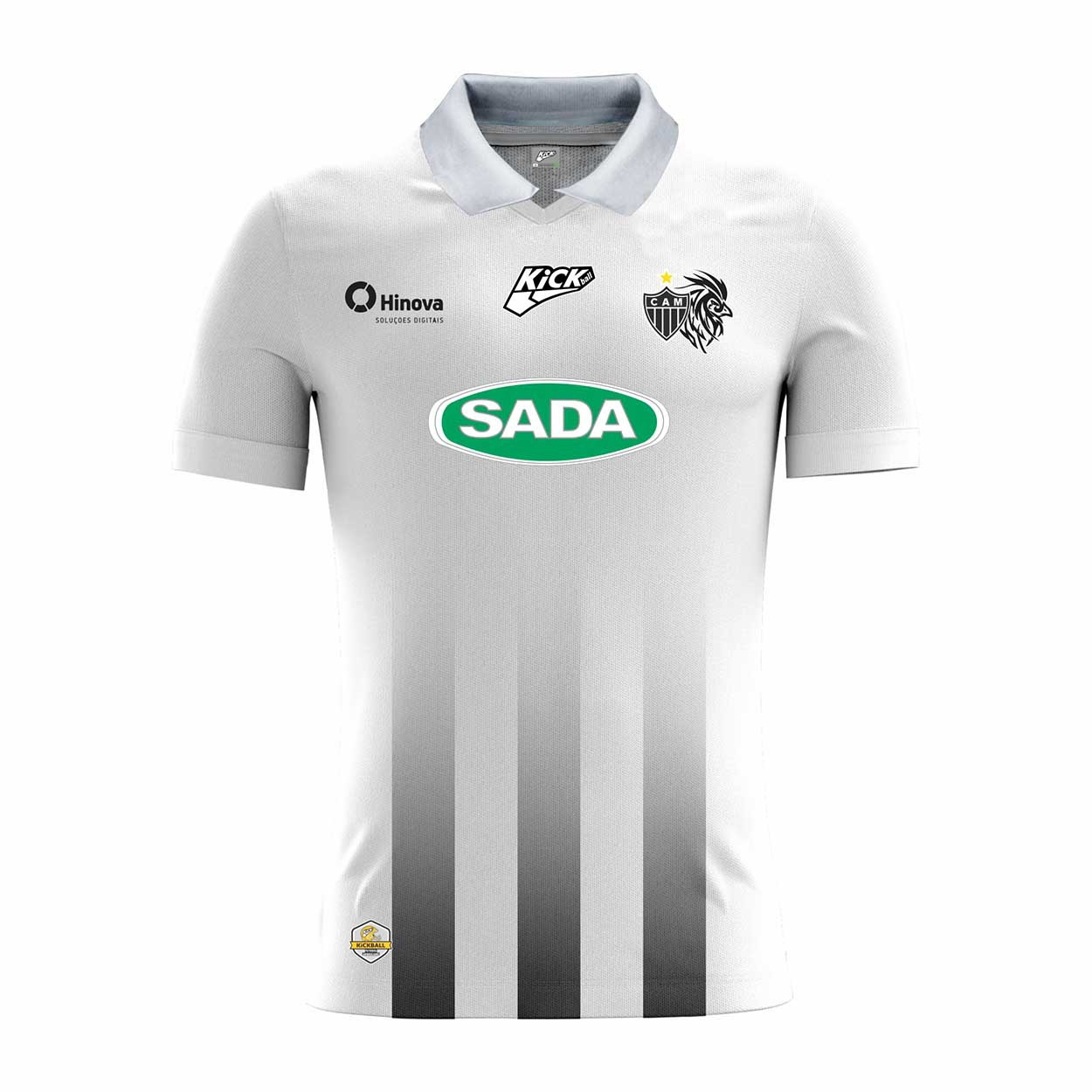 Camisa Of. Galo FA Tryout Polo Inf. Mod2
