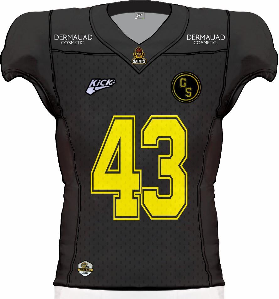 Camisa Of. Goiânia Saints Jersey Fem. JG1