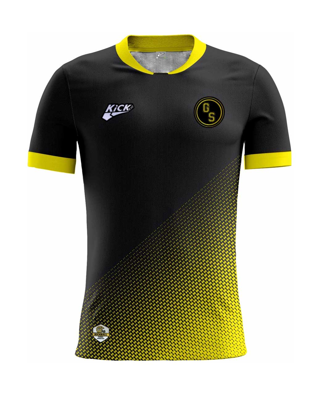 Camisa Of. Goiânia Saints Tryout Inf. Mod4