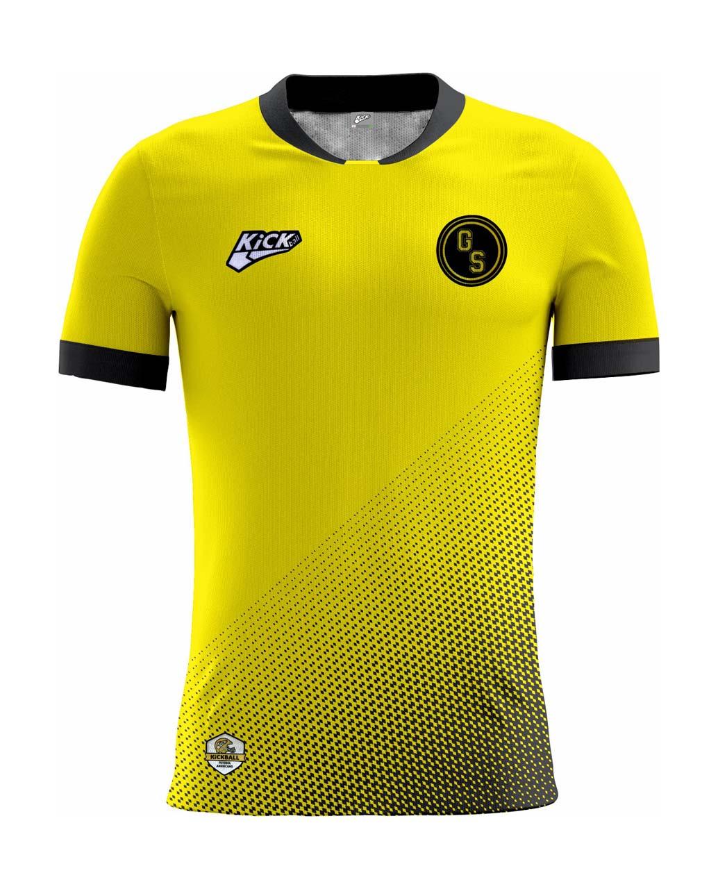 Camisa Of. Goiânia Saints Tryout Masc. Mod3