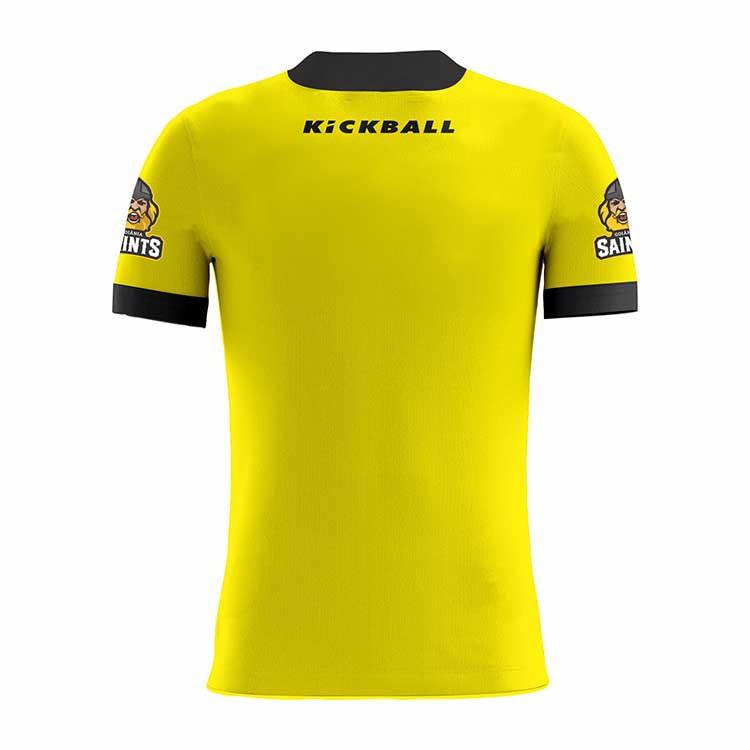 Camisa Of. Goiânia Saints Tryout Polo Masc. Mod1