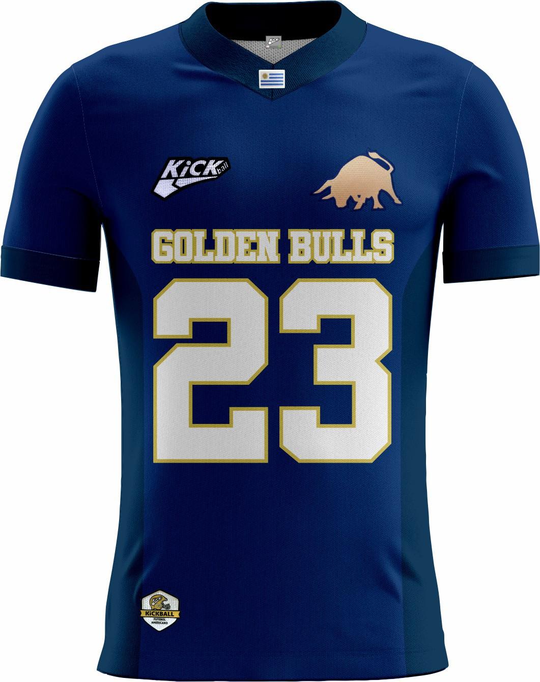 Camisa Of. Golden Bulls Tryout Fem. Mod1
