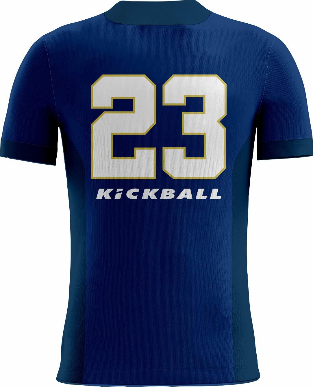 Camisa Of. Golden Bulls Tryout Masc. Mod1