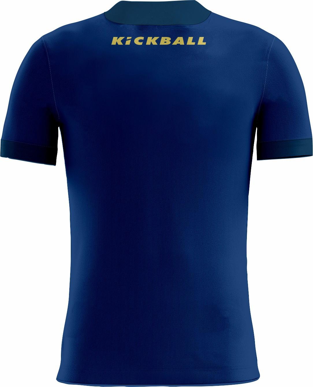 Camisa Of. Golden Bulls Tryout Polo Fem. Mod1
