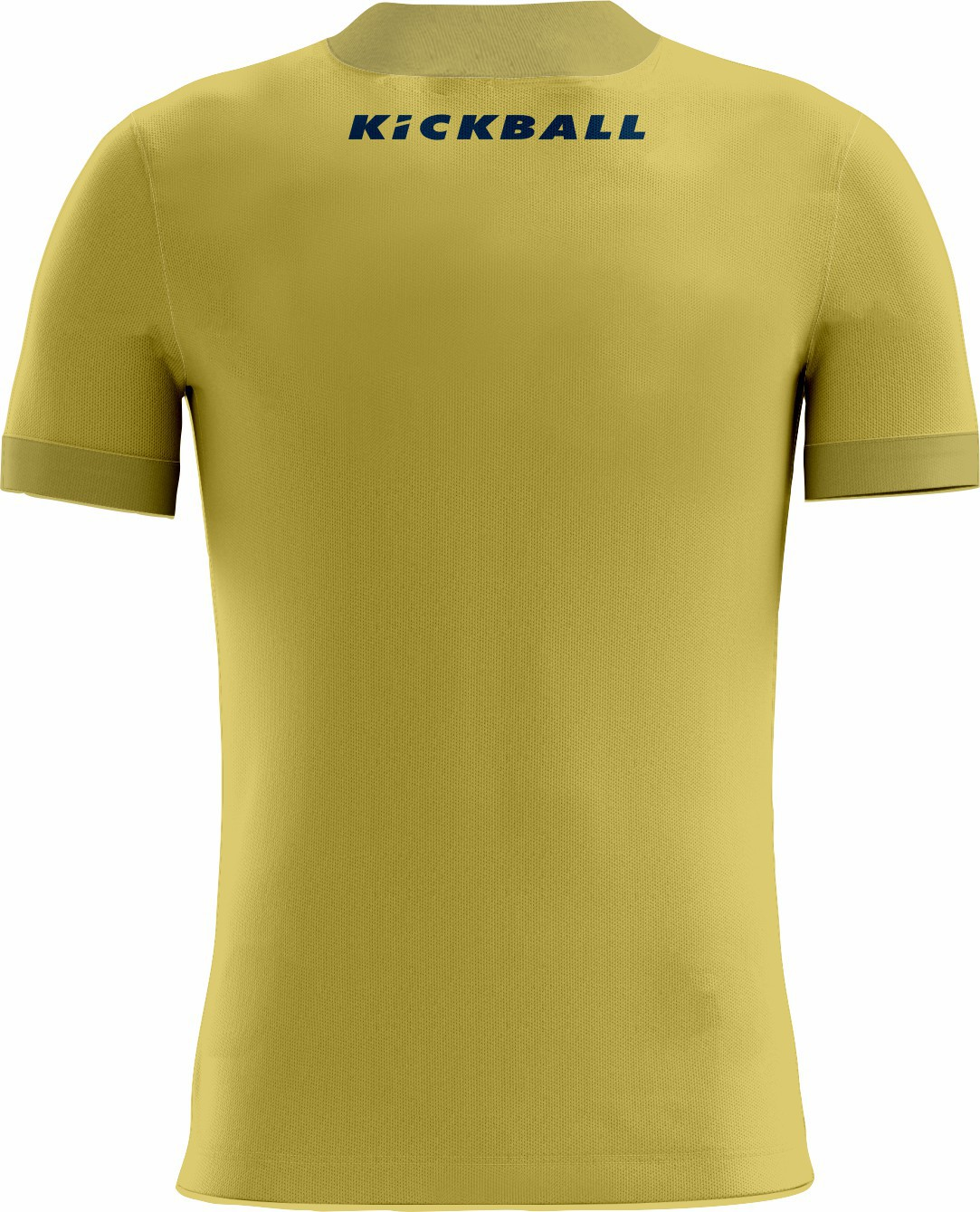 Camisa Of. Golden Bulls Tryout Polo Masc. Mod2