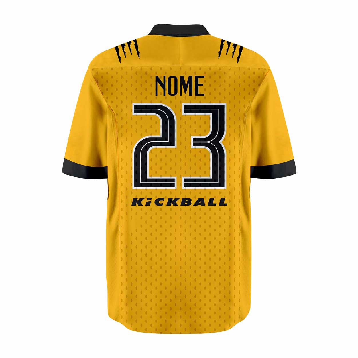 Camisa Of. Golden Lions Jersey Plus Fem. Mod1