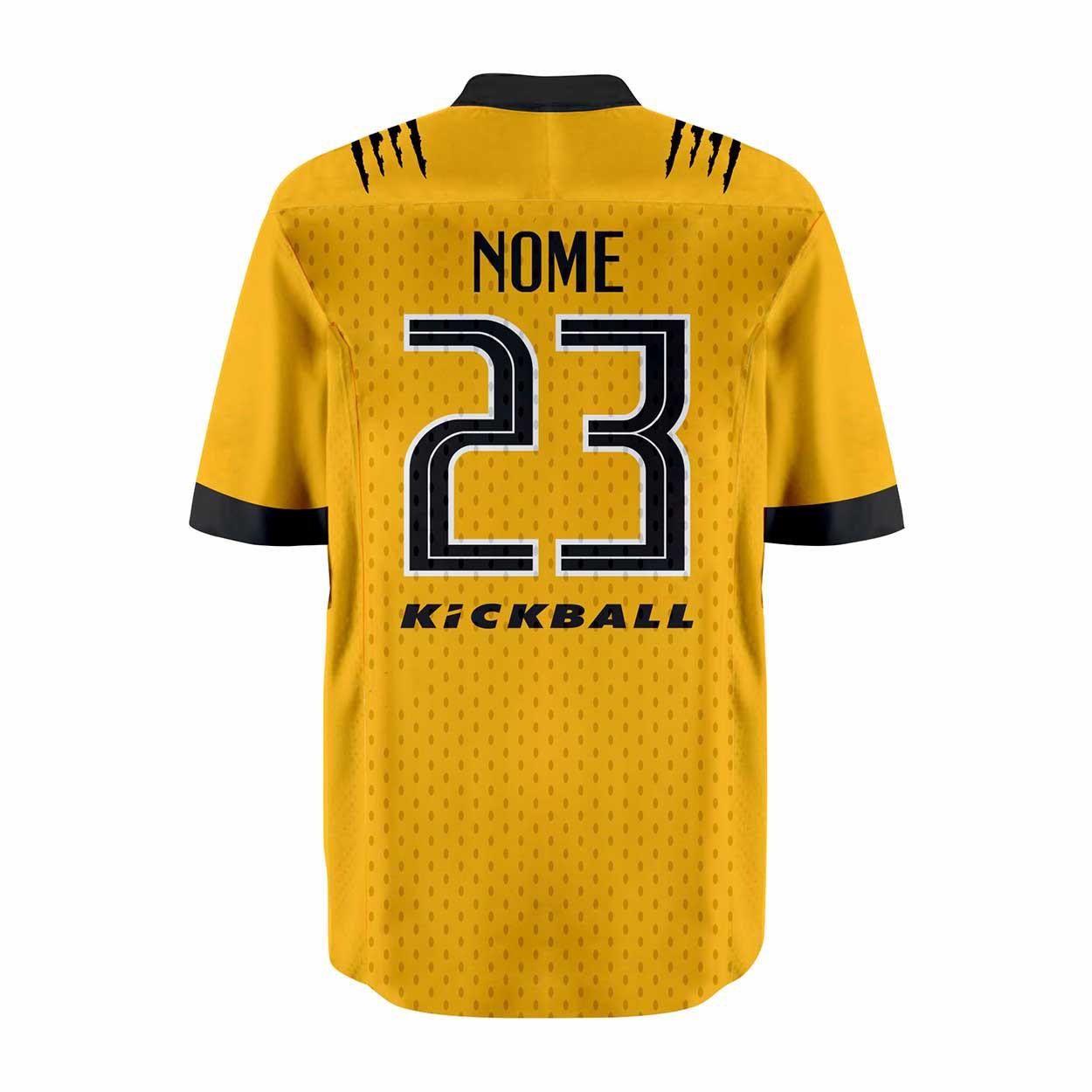 Camisa Of. Golden Lions Jersey Plus Masc. Mod1