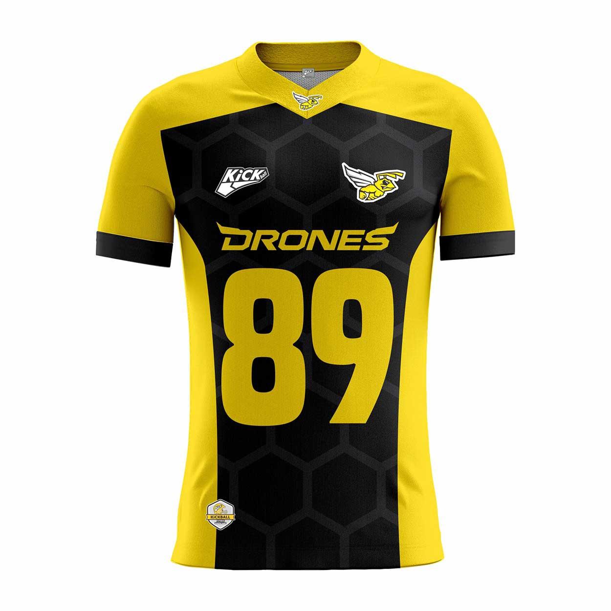 Camisa Of. Ijuí Drones Tryout Fem. Mod2