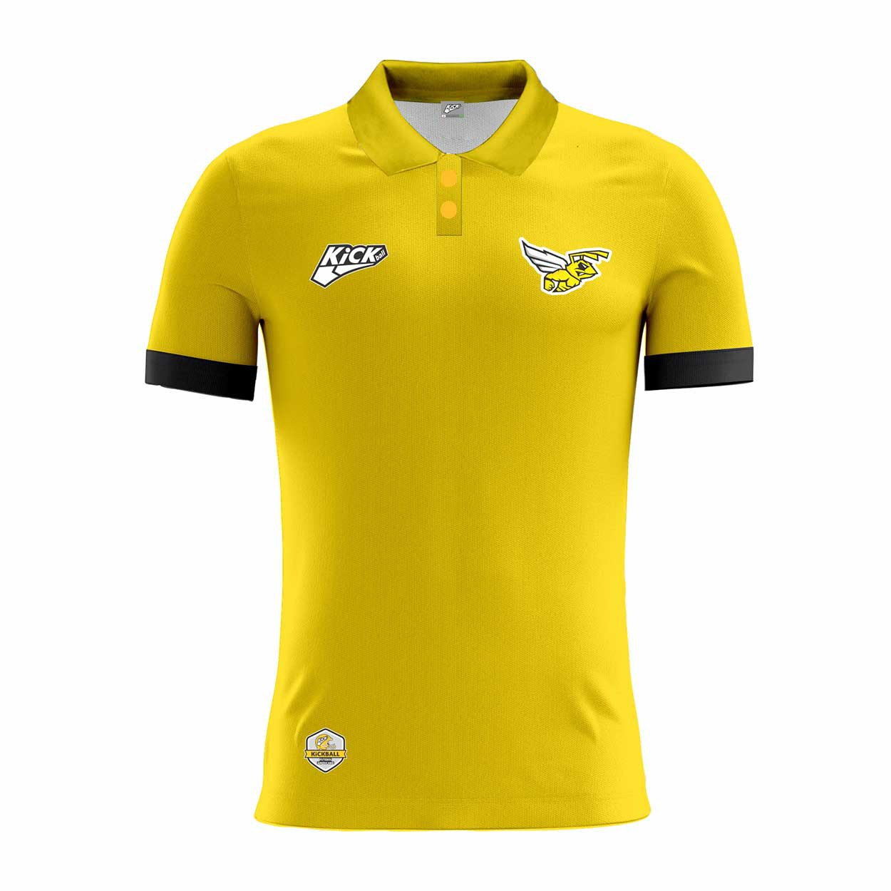 Camisa Of. Ijuí Drones Tryout Polo Inf. Mod2
