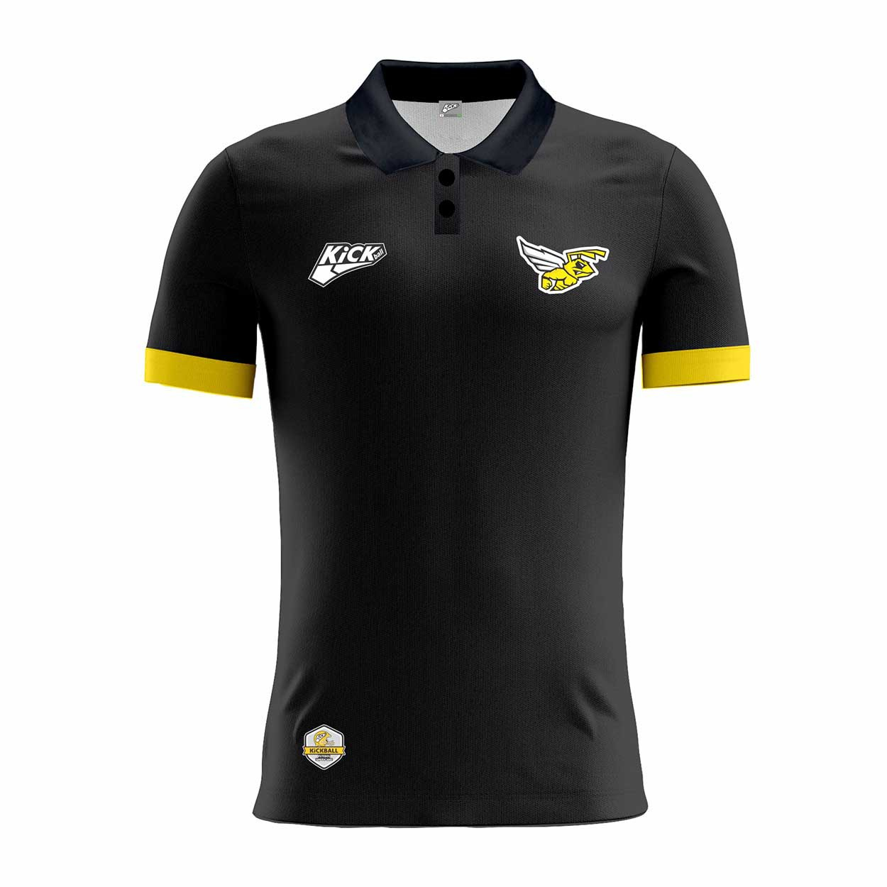 Camisa Of. Ijuí Drones Tryout Polo Masc. Mod1