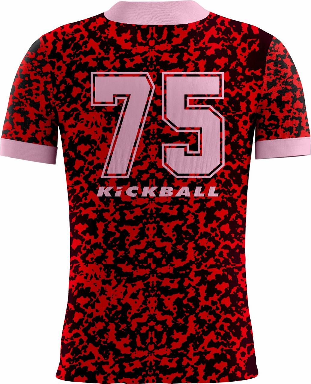 Camisa Of. Limeira Tomahawk Tryout Masc. Outubro Rosa
