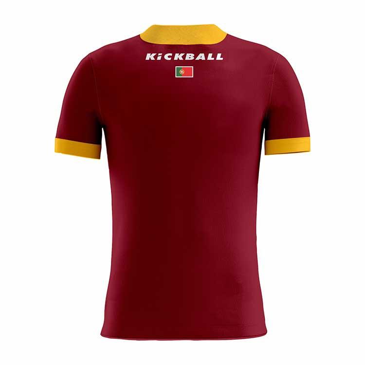 Camisa Of. Lisboa Lions Tryout Polo Masc. Mod1