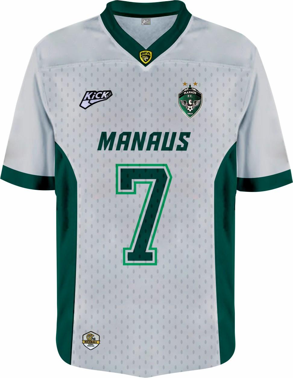 Camisa Of. Manaus F.A. Jersey Plus Fem. Mod2