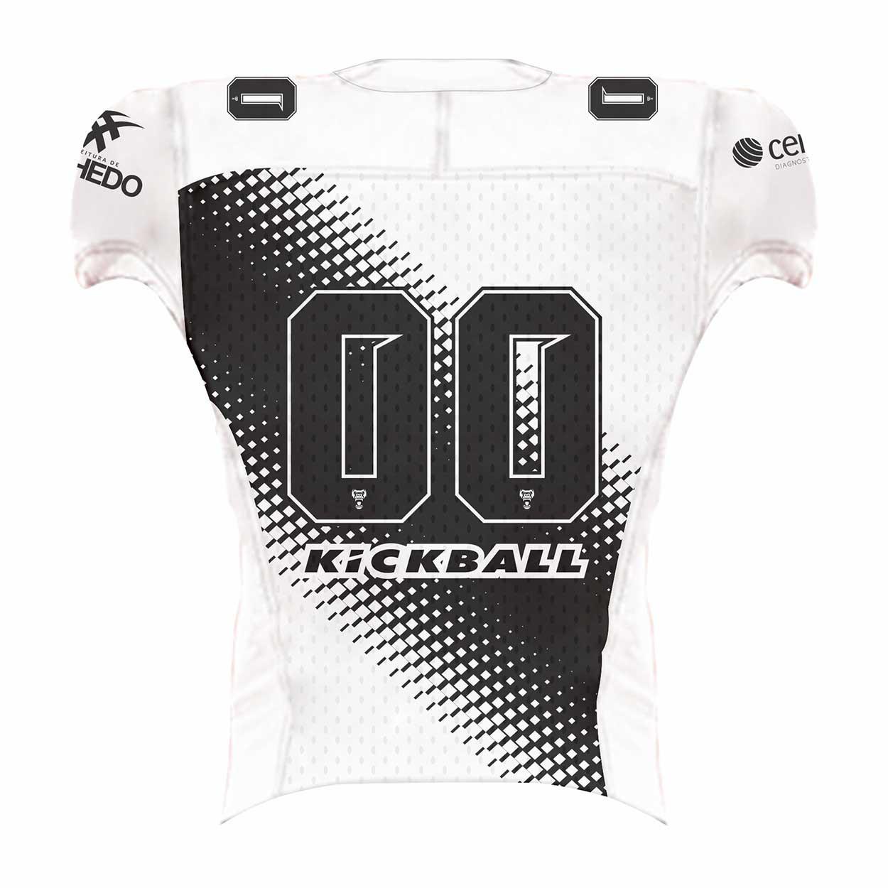 Camisa Of. Ponte Preta Gorilas Jersey Fem. JG1