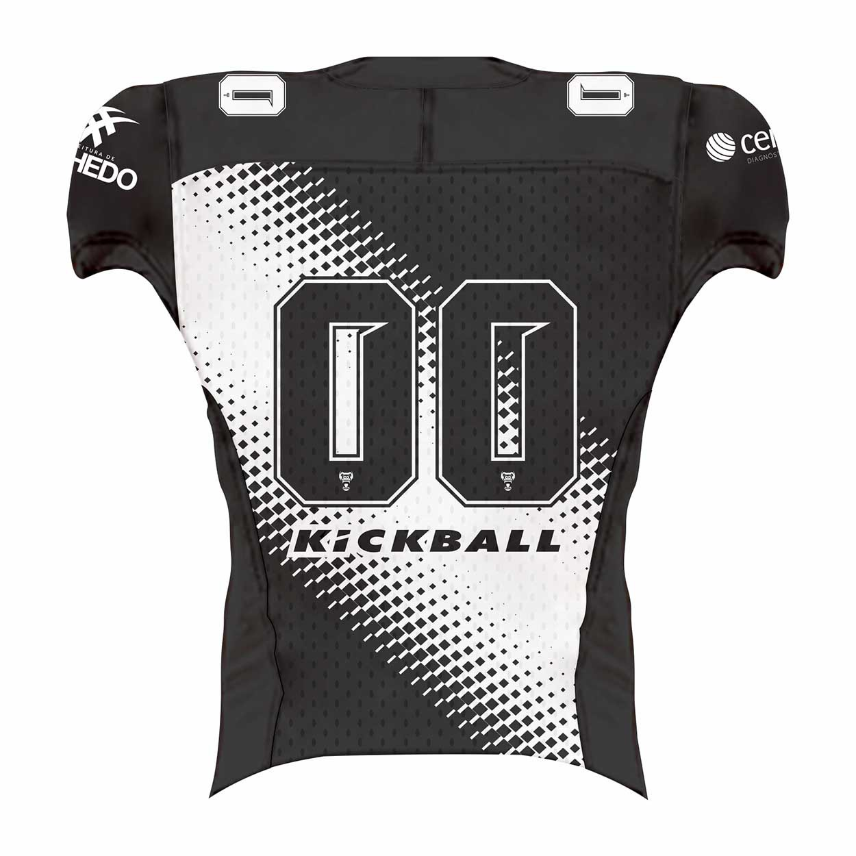 Camisa Of. Ponte Preta Gorilas Jersey Masc. JG2