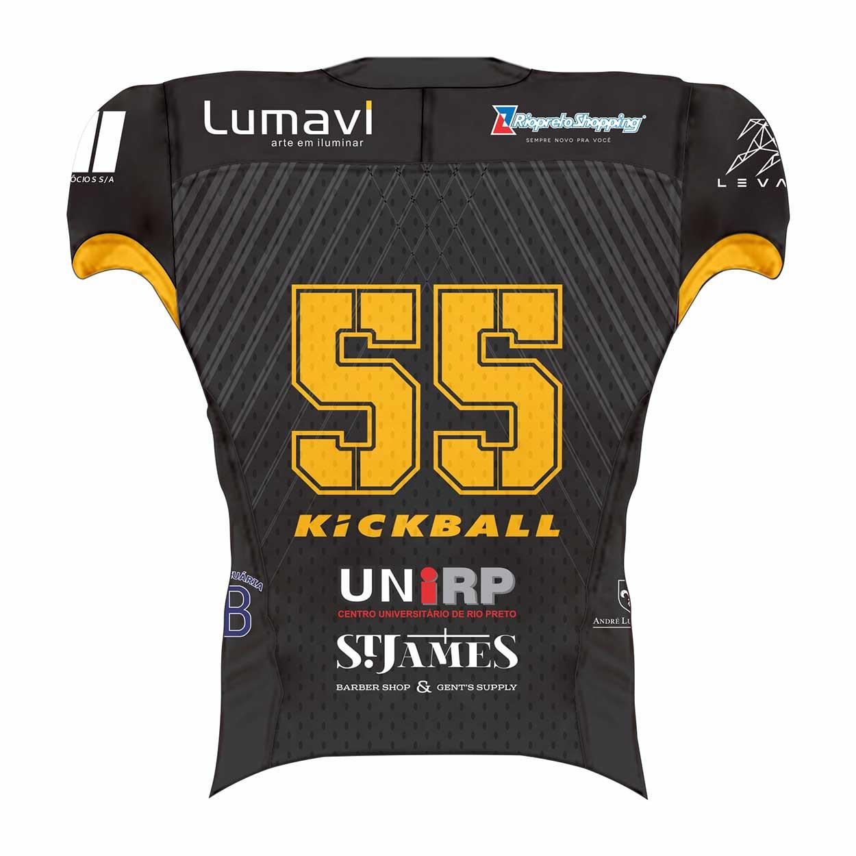 Camisa Of. Rio Preto Weilers Jersey Masc. JG1