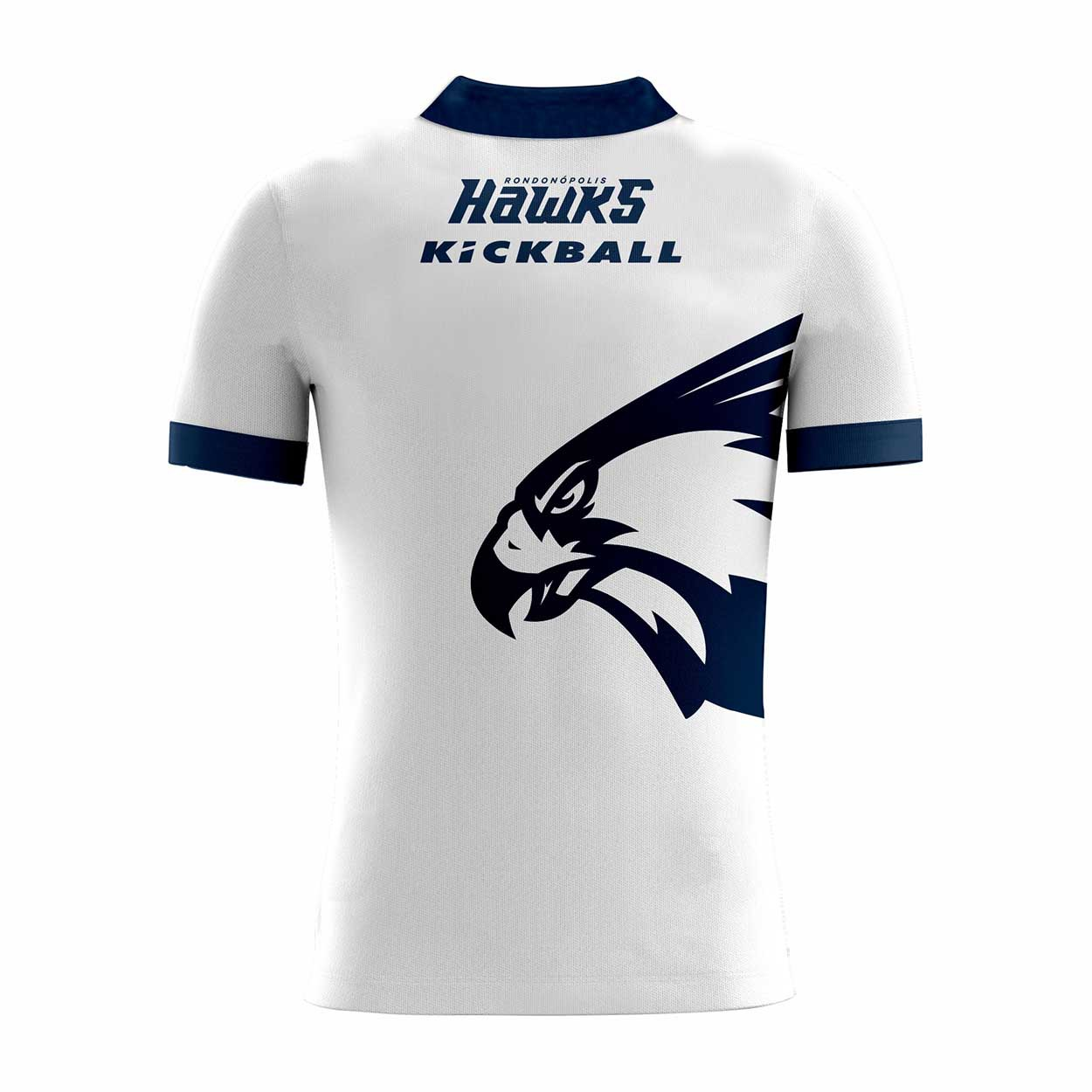 Camisa Of. Rondonópolis Hawks Tryout Polo Masc. Mod1
