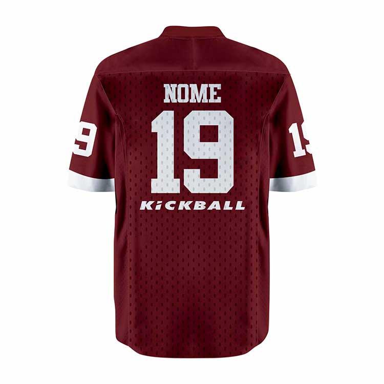 Camisa Of.  Santa Maria Eagles Jersey Plus Inf. Mod2