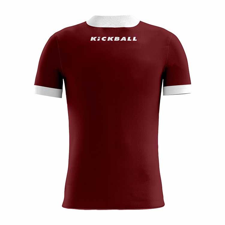 Camisa Of. Santa Maria Eagles Tryout Polo Inf. Mod2