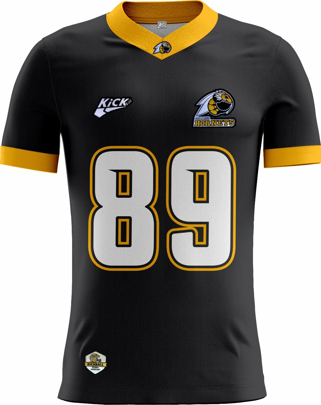 Camisa Of. Sorriso Hornets Tryout Fem. Mod1