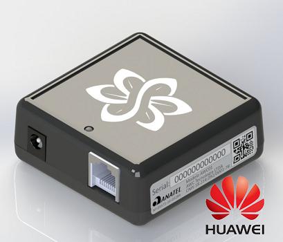 Datalogger SolarView para inversor HUAWEI