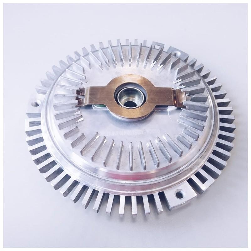 Polia Embreagem Viscosa da Ventoinha - Omega motor 4cc 2.0/2.2 1993 á 1998