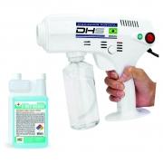 Kit Atomizador Portátil Geotan DHS-P + 1 Litro Desinfetante