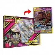 Box Pokémon - Coleção Lua Pálida GX - Aliados