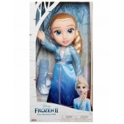 Elsa Frozen II - Vestido Luxo -  Elsa Adveture Doll