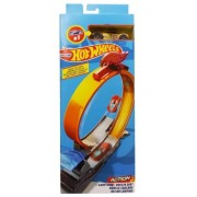 Hot Wheels - Set de Acrobacia - Veúclo e Pista