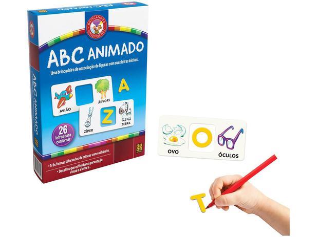 ABC Animado - Jogo Educativo
