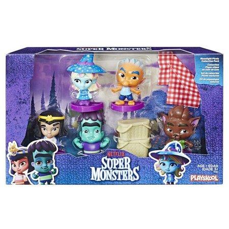 Bonecos Super Monsters - Netflix