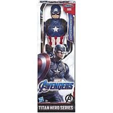 Capitão America - Avengers - Titan Hero Series