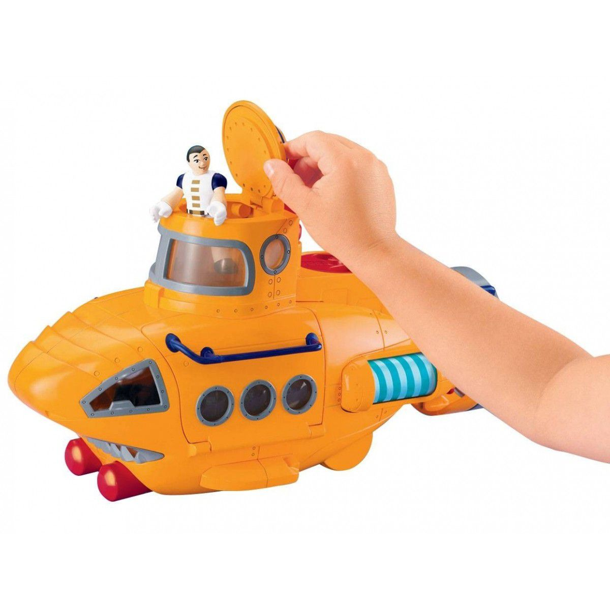 Imaginext - Submarino Fisher Price