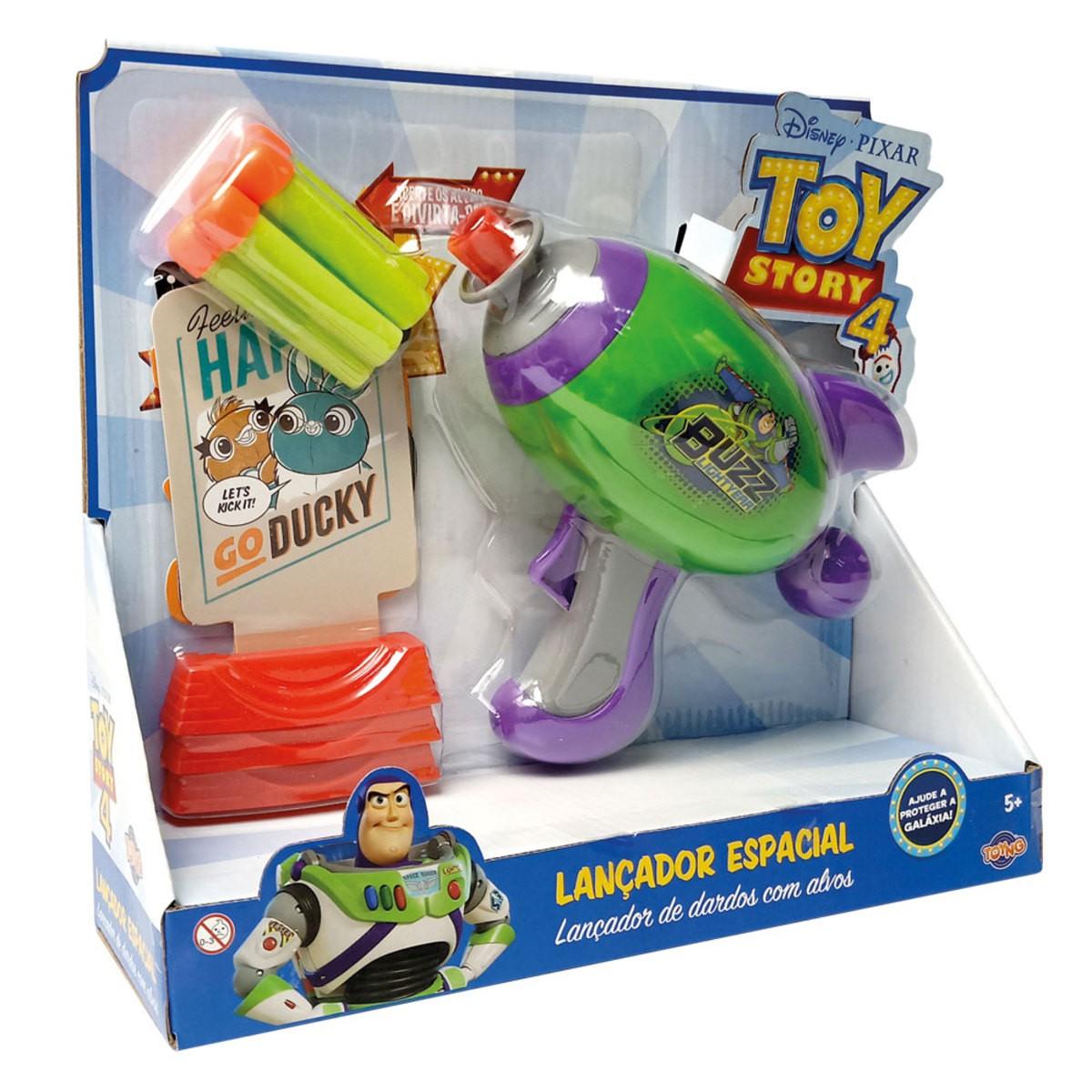 Lançador de Dardos - Toy Story