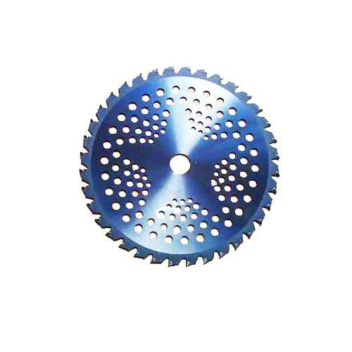 Lâmina para roçadeira -  Vídea 40 dentes  - Loja Silver Box