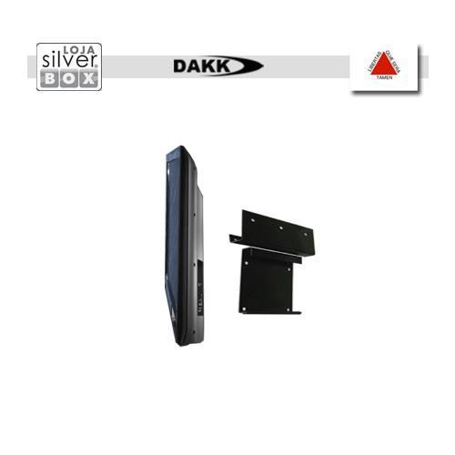 Suporte de Parede SUPER SLIM 10X20cm  ou 20x20cm para TV LCD  - Loja Silver Box