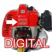 Roçadeira DAKK RC620 DIGITAL