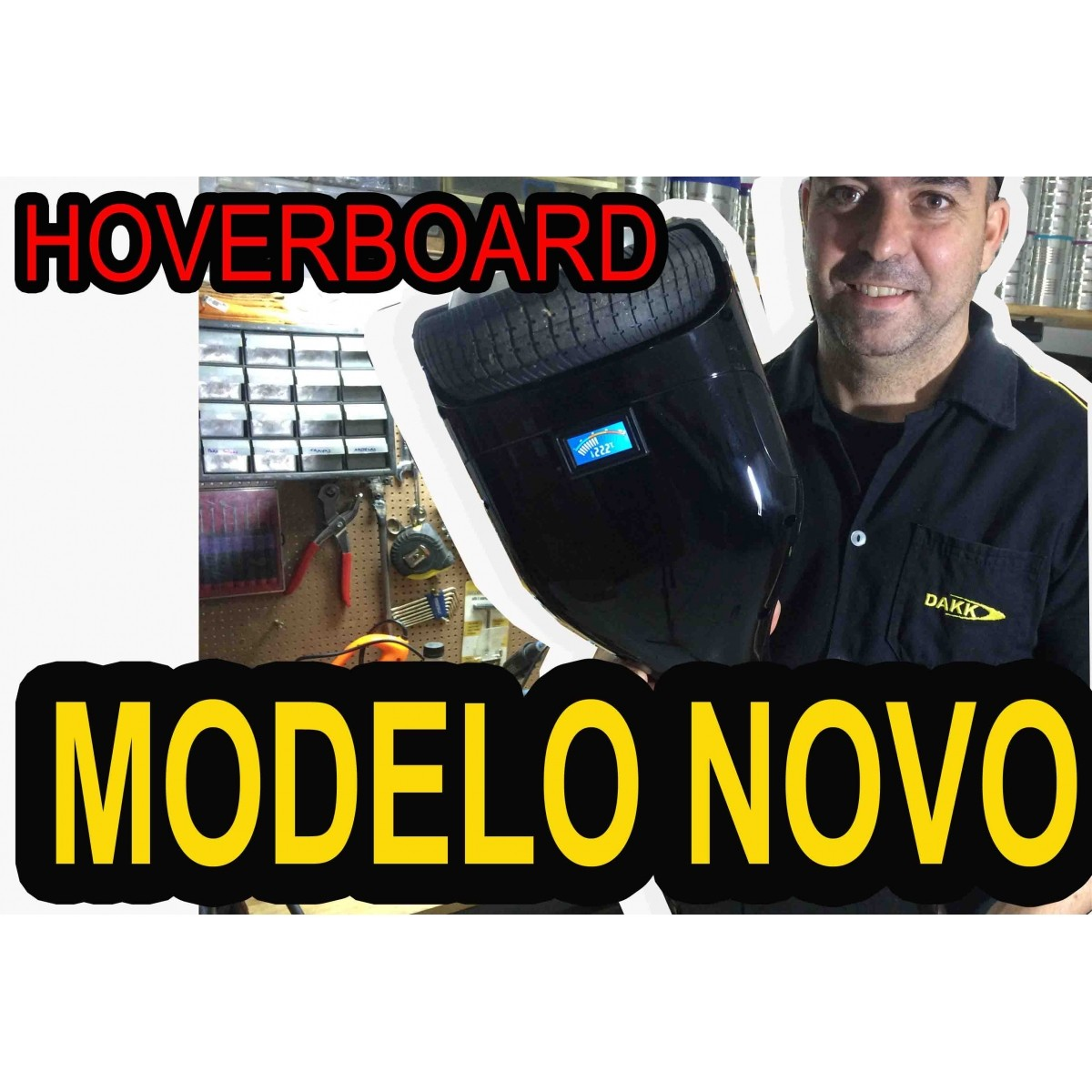 Hoverboard FREEGO  -  COM TERMÔMETRO  - Loja Silver Box